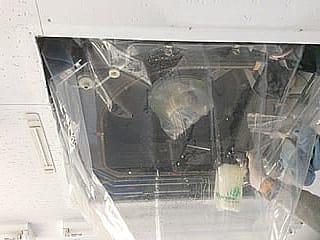 エアコンクリーニング施工例