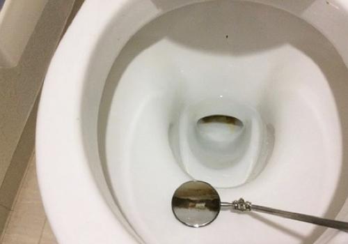 トイレクリーニングイメージ